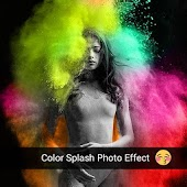 Color Splash Snap Photo Effect