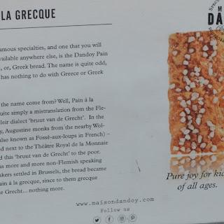 Pain à La Grecque Recipe