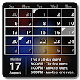 Calendar Widget Month + Agenda apk