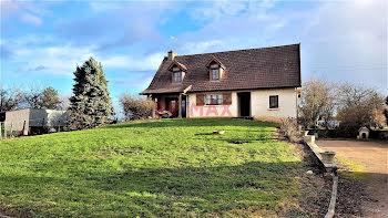maison à L'Abergement-Sainte-Colombe (71)