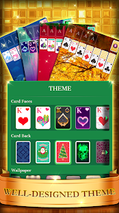 Download Free Solitaire - funny CardGame For PC Windows and Mac apk screenshot 1