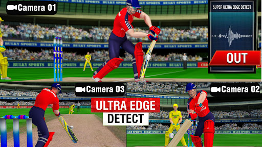 Cricket World Cup Tournament 2018: Real PRO Sports 1.0.6 screenshots 1
