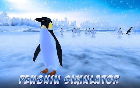 Penguin Family Simulator: Antarctic Quest 1.1 MOD + APK + DATA Download 1