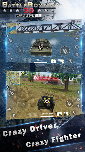 Battle Royale 3D - Warrior63 1.0.7.2 screenshots 2