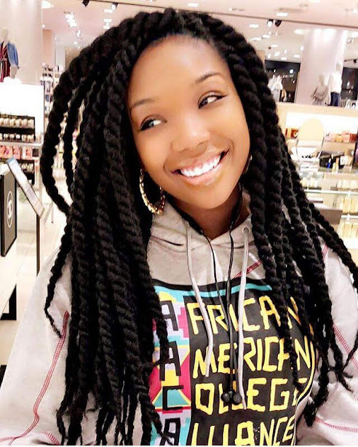 Extended Twists using Kinky Marley Hair