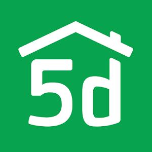 تنزيل تطبيق Planner 5D للأندرويد 2020 لتصميم المنازل والديكورات ثنائية وثلاثية الأبعاد