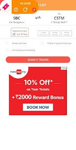 SuperTatkal – IRCTC Tatkal Train Ticket App Download For Android 2