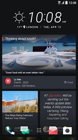 Sense Home Launcher-News,Theme 8.13.781902 screenshot 622969