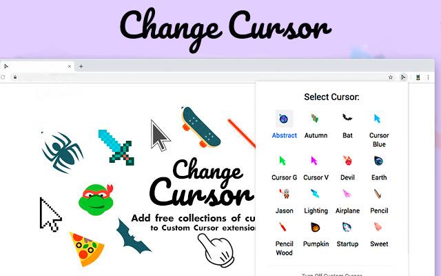 Change Cursor