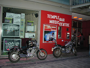 Photo: Dublin, Vergnügunsviertel Temple Bar