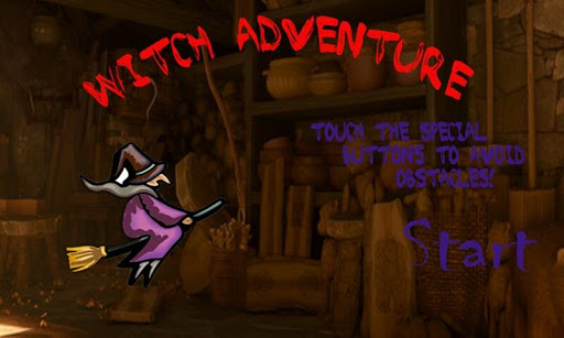 Witch Adventure