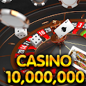 Huuuge Casino-BlackJack,Texas,Roulette,Baccarat icon