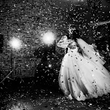 Wedding photographer Sergey Fursov (fursovfamily). Photo of 14.11.2017