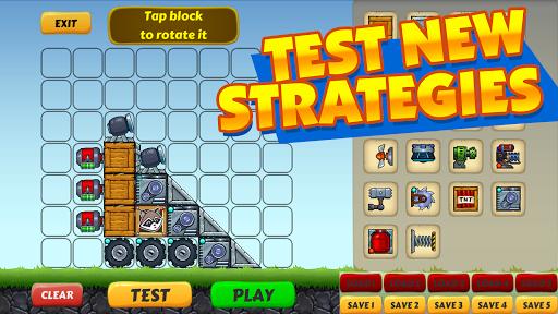 CarGoBoom Duel fights with custom build machines screenshot 4