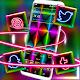 Colorful Neon Launcher Theme APK