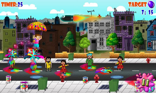 City Color Boom- The Holi Game 1.0 screenshots 3