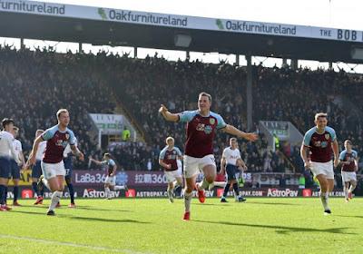 Burnley s'impose à Norwich et peut encore rêver d'un ticket pour l'Europa League