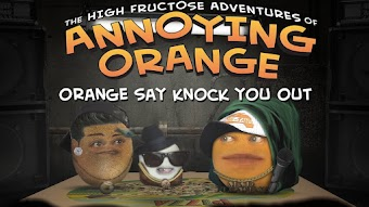 Orange Say Knock You Out