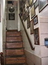 Photo: Üst Kata çıkılan Asırlık Dar Merdiven