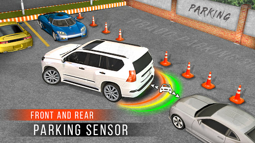Real Prado Car Parking Games 3D: Driving Fun Games 2.0.065 screenshots 6