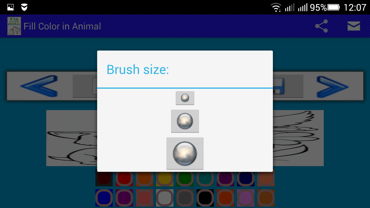 Fill Color In Birds Android Apps On Google Play