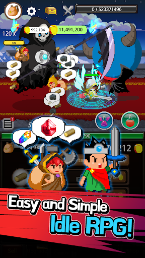 ExtremeJobs Knight's Assistant VIP game for Android screenshot