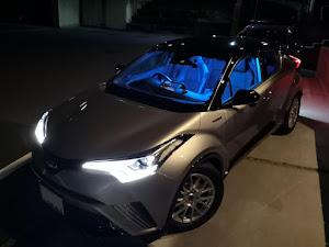 C-HR ZYX10 G ハイブリッド LEDエディションのカスタム事例画像 何かのさなぎさんの2018年12月27日11:48の投稿
