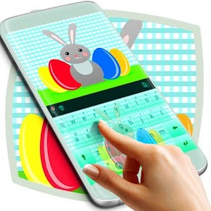 Easter Bunny Keyboard Theme APK Download for Android