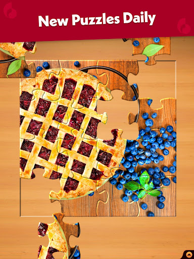 Jigsaw Puzzle: Create Pictures with Wood Pieces screenshot 12
