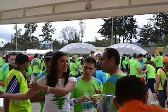 Photo: Energía Limpia refrescando al público