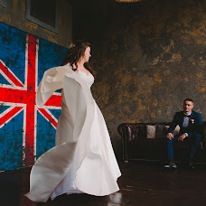 Wedding photographer Kostya Kryukov (KostjaKrukov). Photo of 08.09.2017