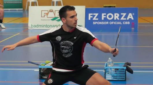 Almerienses en el Campeonato de España de Bádminton