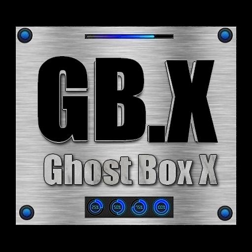 Ghost Box X - GB X - Paranormal Spirit Box - Apps on Google Play