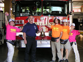 Photo: Emergen-C at Portland Fire Department