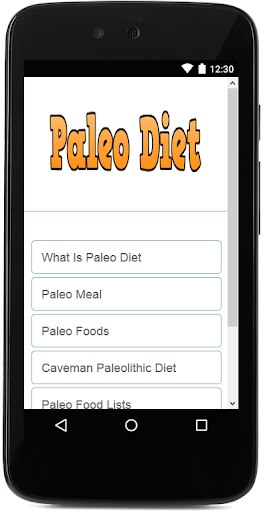 Basics Of Paleo Diet Plan