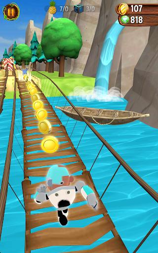 Jungle Titans Escape u2013 Go Teens Run android2mod screenshots 3