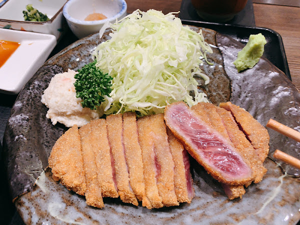 東京本村炸牛排| 超好吃、高 CP 值的炸牛排,必吃推薦|趣餵人