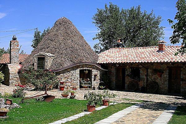Casa rustica di bereza
