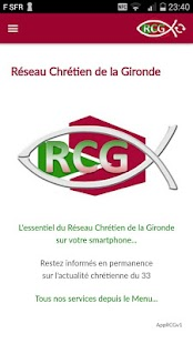 Christian Gironde Network- screenshot thumbnail