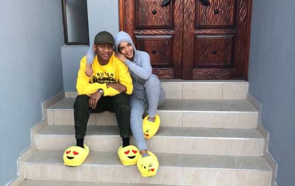 Proverb and Liesl Laurie are just too cute for words.