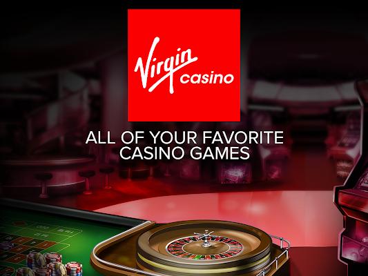 Virgin Casino - screenshot