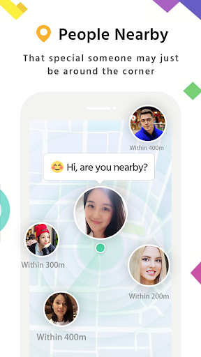 MiChat - Chat, Date and Meet New People Nearby 0.2.8 screenshots 1