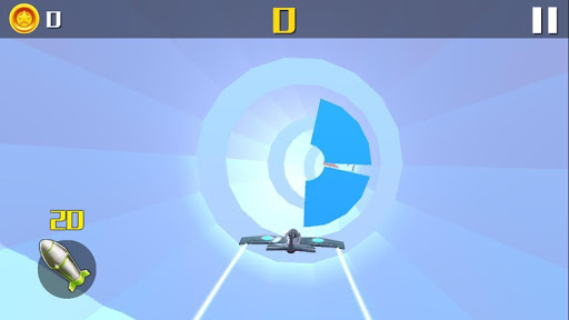 Plane Tunnel 3D screenshot 3