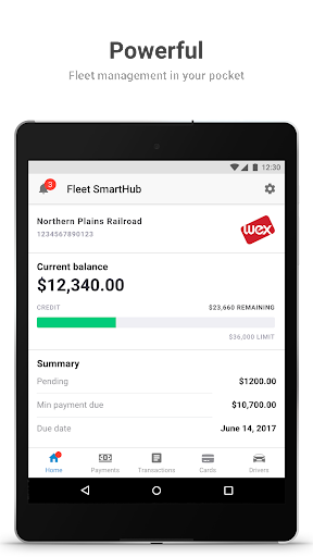 Fleet SmartHub by WEX Inc  (Google Play, United States