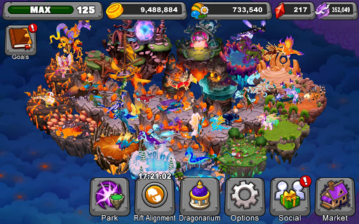 DragonVale  screenshots 6