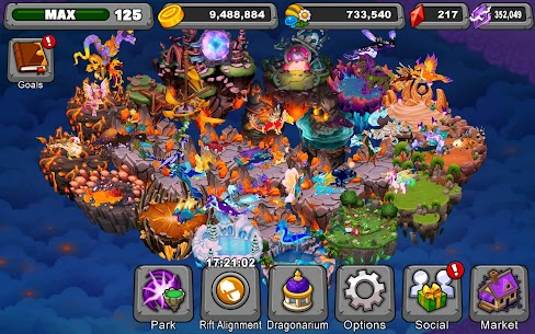DragonVale MOD Apk 4.3.0 (Unlimited Gold/Crystals) 7