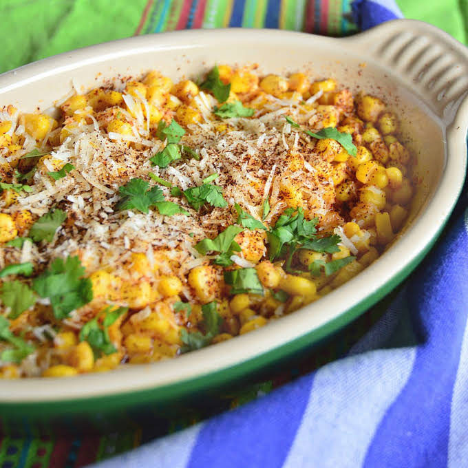10 Best Sweet Corn Mexican Side Dish Recipes