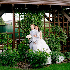 Wedding photographer Dina Romanovskaya (Dina). Photo of 09.11.2017