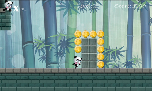 Budo Panda Run screenshot 3
