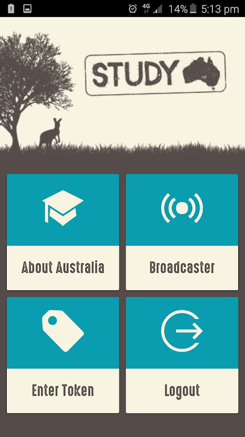 Study Australia- screenshot